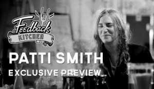 Feedback Kitchen - Mario Batali with Patti Smith (PREVIEW)