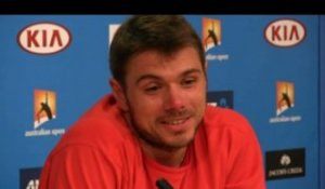 TENNIS - AUS (H) - Wawrinka : «Quelque chose de grand»