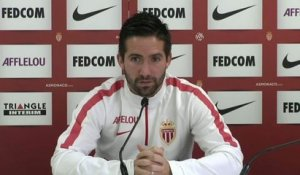 FOOT - L1 - ASM - Moutinho : «Ce sera un match très difficile»