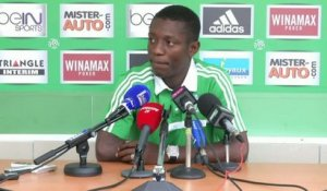 ASSE - Gradel : «On reste concentré»