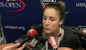 TENNIS - US OPEN - Cornet : «Solide du premier au dernier point»