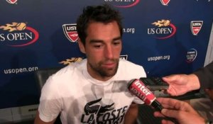 TENNIS - US OPEN - Chardy : «J'ai fait mon maximum»