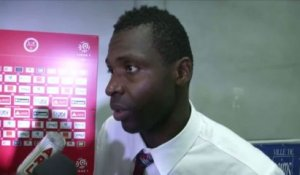 FOOT - L1 - FCGB - Diabaté : «On n'a pas eu de chance...»
