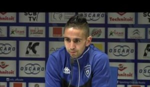 SCB - Boudebouz : «On a envie de tous bien faire...!»