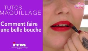 Maquillage - Comment faire une belle bouche