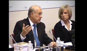 Audition de M. Angel Gurria, SG de l'OCDE - Mercredi 14 Janvier 2015