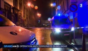Belgique : coup de filet antiterroriste à Verviers