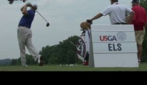 "Golf - US Open : Ernie Els, un swing ""Big Easy"""