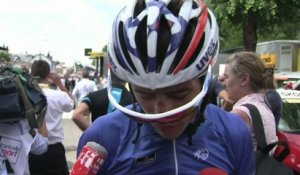 CYCLISME - TOUR : Vichot encourage pinot