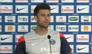 FOOT - L1 - PSG - Motta : «Ne plus perdre de points»