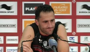 OGCN - Ospina : «Un collectif immense»