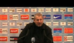 MHSC - Courbis : «On va rester positif»