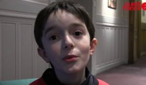 Rennes : Antonin, 10 ans, a interviewé François Hollande