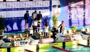 FFN Golden Tour Meeting International de Nice JOUR 3