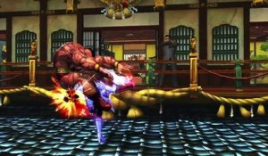 Trailer - Street Fighter X Tekken (Trash Play Gameplay)