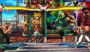 Trailer - Street Fighter X Tekken (Gameplay Comic Con)