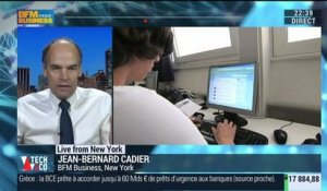 Live from New York: La FCC vote en faveur de la neutralité du net: Jean-Bernard Cadier - 05/02