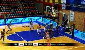 FIBA - Le Alley-oop dunk de Thomas