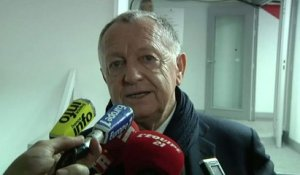 FOOT - L1 - OL - Aulas : «Un bon point»