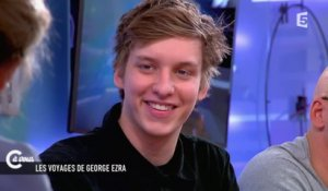 L'interview de George Ezra - C à vous - 13/02/2015