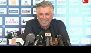PSG - Ancelotti, son secret minceur