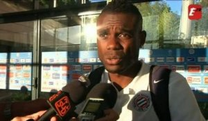 MHSC - Bedimo : «Recharger les batteries»