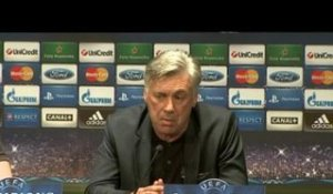 Foot - C1 : Ancelotti, beaucoup d'ambitions
