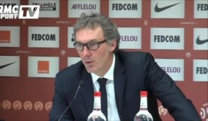 "Football / Ligue 1 / Blanc : ""On aurait préféré deux points de plus"" - 01/03"
