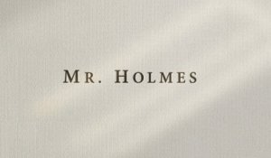 Mr. Holmes - Teaser Trailer #1 [VO|HD]