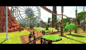 RollerCoaster Tycoon World - Trailer de gameplay