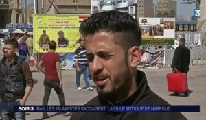 Etat islamique : la destruction de vestiges se poursuit