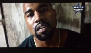 Kanye West dévoile le clip de All Day lors de ses concerts à Paris !