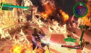 Earth Defense Force 4.1 : The Shadow of Despair - Quelques phases de gameplay