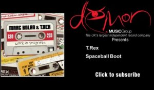 T.Rex - Spaceball Boot