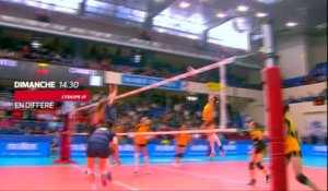 Volley ball - CDF : bande-annonce