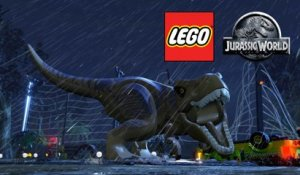 LEGO JURASSIC WORLD - Bande-annonce / Trailer Officiel [VF|HD] (PC - PS4 - ONE - WiiU - PS3 - 360 - 3DS - Vita) (Juin 2015)
