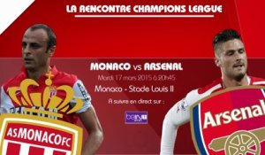 Monaco - Arsenal : La feuille de match et compositions probables !