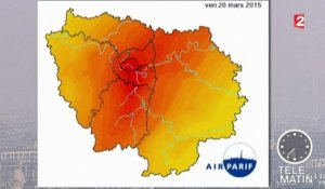 Pollution à Paris : passe d'armes entre Hidalgo et Royal