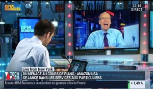 Live from New York: Amazon se lance dans les services à la personne - 30/03