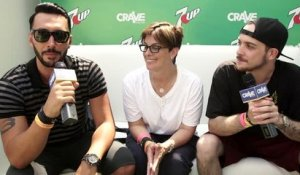Ultra 2015: Cedric Gervais and Tracy Young Interview