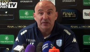 Rugby / Le match le plus important de la saison pour le Racing ? 03/04