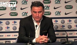 "Football / Galtier : ""Paris, une machine de guerre"" 08/04"