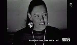 Billie Holiday, une vraie lady