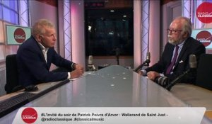 Wallerand de Saint-Just, invité de PPDA (20.04.15)