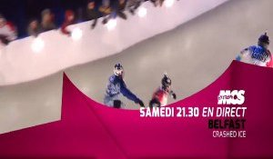 Le RedBull Crashed Ice de Belfast en direct sur MCS Extrême