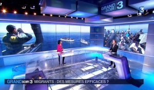 Migrants : que doit faire l'Europe ?