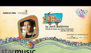 JOVIT BALDIVINO - Dito (Official Lyric Video)