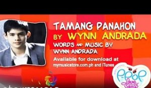Wynn Andrada - Tamang Panahon (Official Lyric Video)