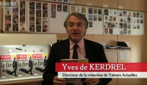 Yves de Kerdrel : « vivement la fin de François Hollande »