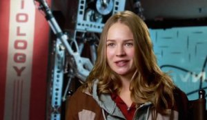A la Poursuite de Demain - Interview Britt Robertson VO